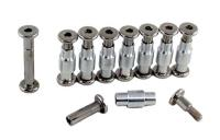 Sonic Axle Kit with spacers
