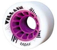 Radar Villain Roller Skate Wheels