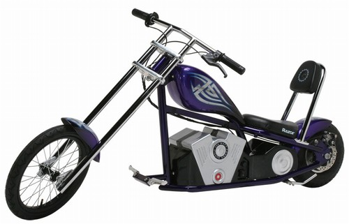Razor Rebellion Chopper Electric Motorbike Skates Com