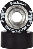 Backspin Groove Skate Wheels
