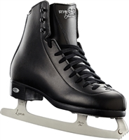 Riedell Ice Skates 119 with Luna blade