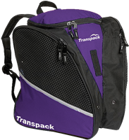 Transpack Ice Skate Bag Purple