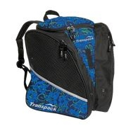 Transpack ICE Skate Bag Print - Navy Blue/ Multi Floral