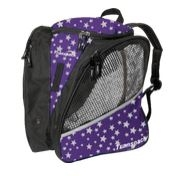 Transpack ICE Skate Bag Print - Purple/Star