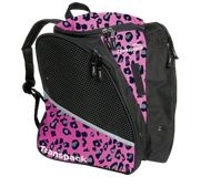 Transpack ICE Skate Bag Print - Purple/Pink Leopard