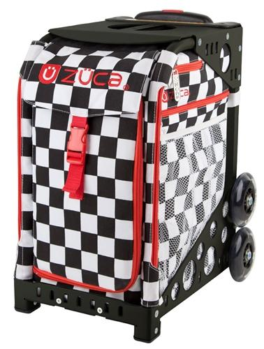 ZUCA Sport Bag Checkerz