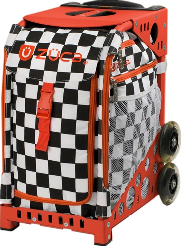 Zuca Sport Bag Checker 145 00