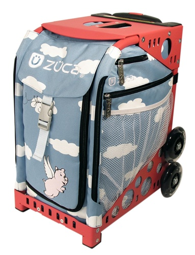 Zuca Sport Bag Pigs Can Fly