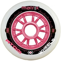 Atom Matrix Outdoor Inline Speed Wheels