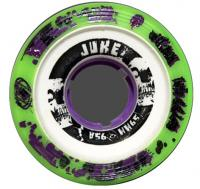 Atom Juke 2.0 59mm SLIM Roller Skate Wheels 95a set of 8