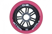 Atom Wheels One Outdoor Speed Wheels - Pink