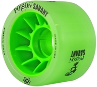Atom Poison 59mm Slim Wheels - 8 SET