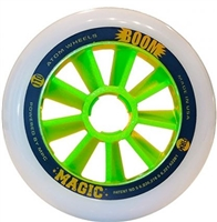 Atom Boom Magic Inline Race Wheels - 90mm each