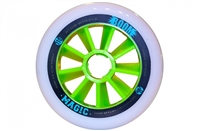 Atom Wheels Boom Magic Inline Race Wheels - 100mm - each