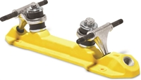 Sure-Grip Rock Skate Plate Yellow