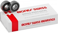 Bones Swiss 7mm bearings