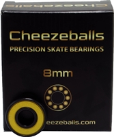 Cheezeball Cheddar Derby Bearings
