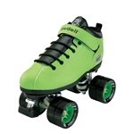 Riedell Dart Speed Skates - Green