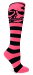 Sock it to me - Pink Skulls