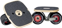 Freeline Pro Skates with Black Wheels