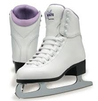 Jackson Girls' JR10 Soft Boot Ice Skates