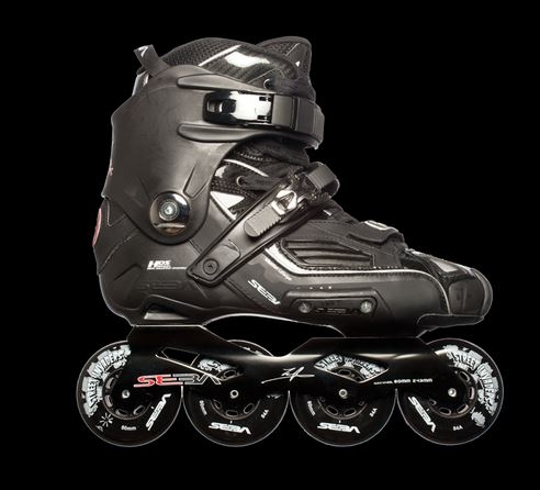 Seba Skates Seba High Black