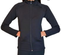 Chloe Noel Polar Fleece Unisex Jacket with Pockets - Adult