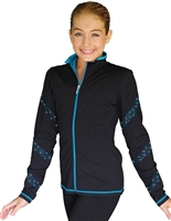 Crystal Ice Skate Jacket