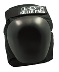 187 Killer Pro Knee Pads - Black