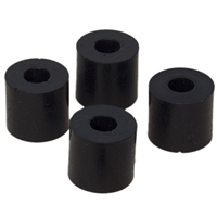 Laser Skate Plates Single Action Cushion Bushing