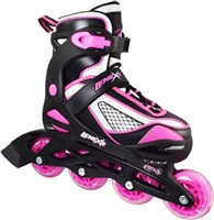 Girls Skates JR Lenexa Venus Adjustable Inline Skate