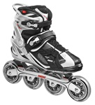 Roces Skates MG One 2.0 -Blk/Sl