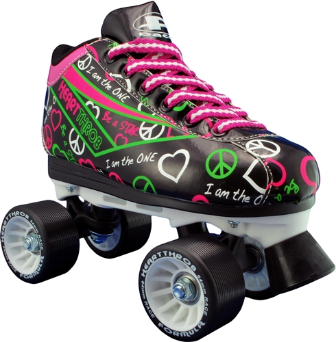 Pacer Heart Throb Ladies Roller Skates