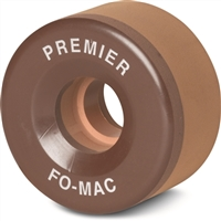Fo-Mac Premier Brown roller wheels 57mm