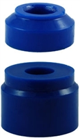 Sure-Grip Power Trac Cushion Bottom Barrell each - BLUE
