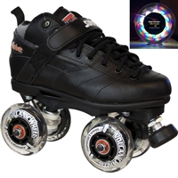 Rebel Streamline Light Up Rollerskates