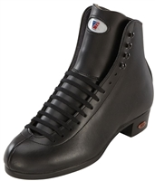 Riedell 120 Roller Skate Boots Black