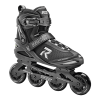 Roces PIC Men's Inline Skate - Black/Silver