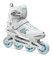 Roces PIC Women's Inline Skate - White/Azure