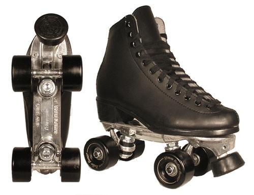 Riedell roller skates 112B Competitor mens