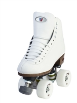 Riedell Skates Raven combine a firm indoor wheel for smooth roll with a lightweight double action plate for quick turns and a firm supportive boot. $199 at skates.com Several wheel choices available