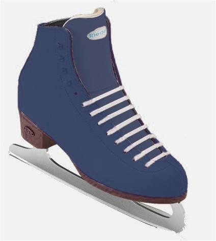 Mens Custom Colored Ice skates