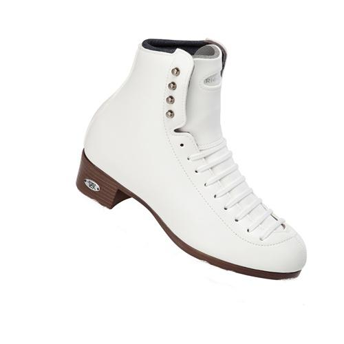 Riedell Ice Skates 133 TS Boots White