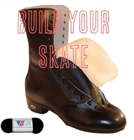 Riedell Leather Skate Boots
