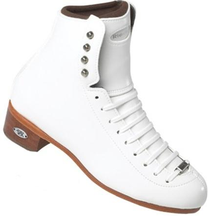 Riedell 25 Ice Skates Boots
