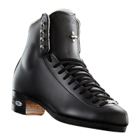 Riedell 875 SS Figure Boots Black