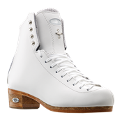 Riedell 875 TS Figure Boots White