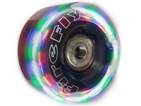 Roller Derby Fireflys Roller Skate Light Wheels