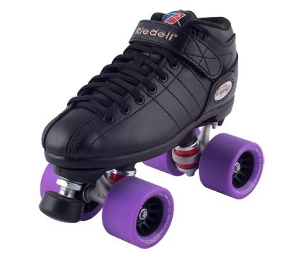 96b11b1f6eb Riedell R3 Demon Rollerskates