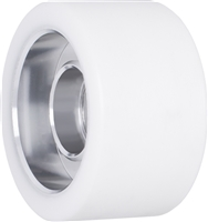 Radar Varsity Plus skate wheels White